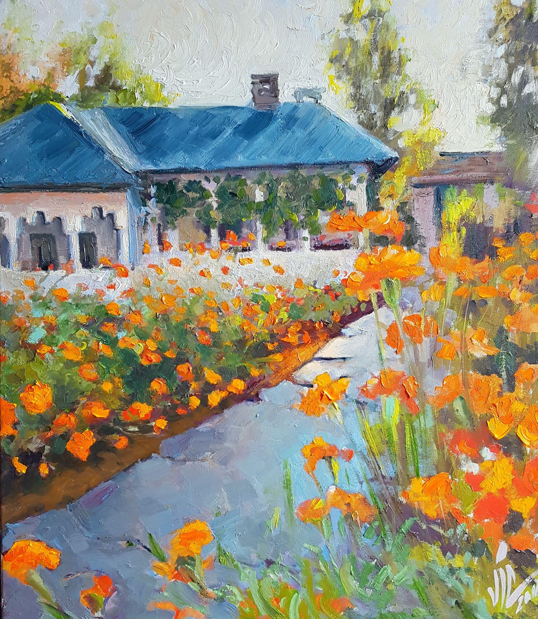 Vali Irina Ciobanu - pictura Maldarestu