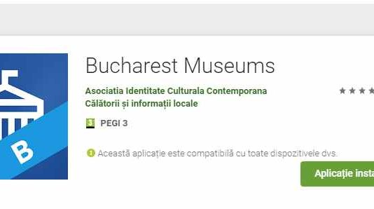aplicatie muzee bucuresti