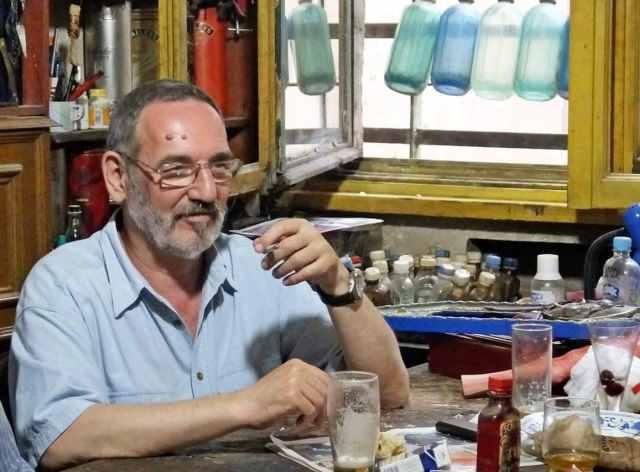 artist Dan Botezan scurt excurs oriental