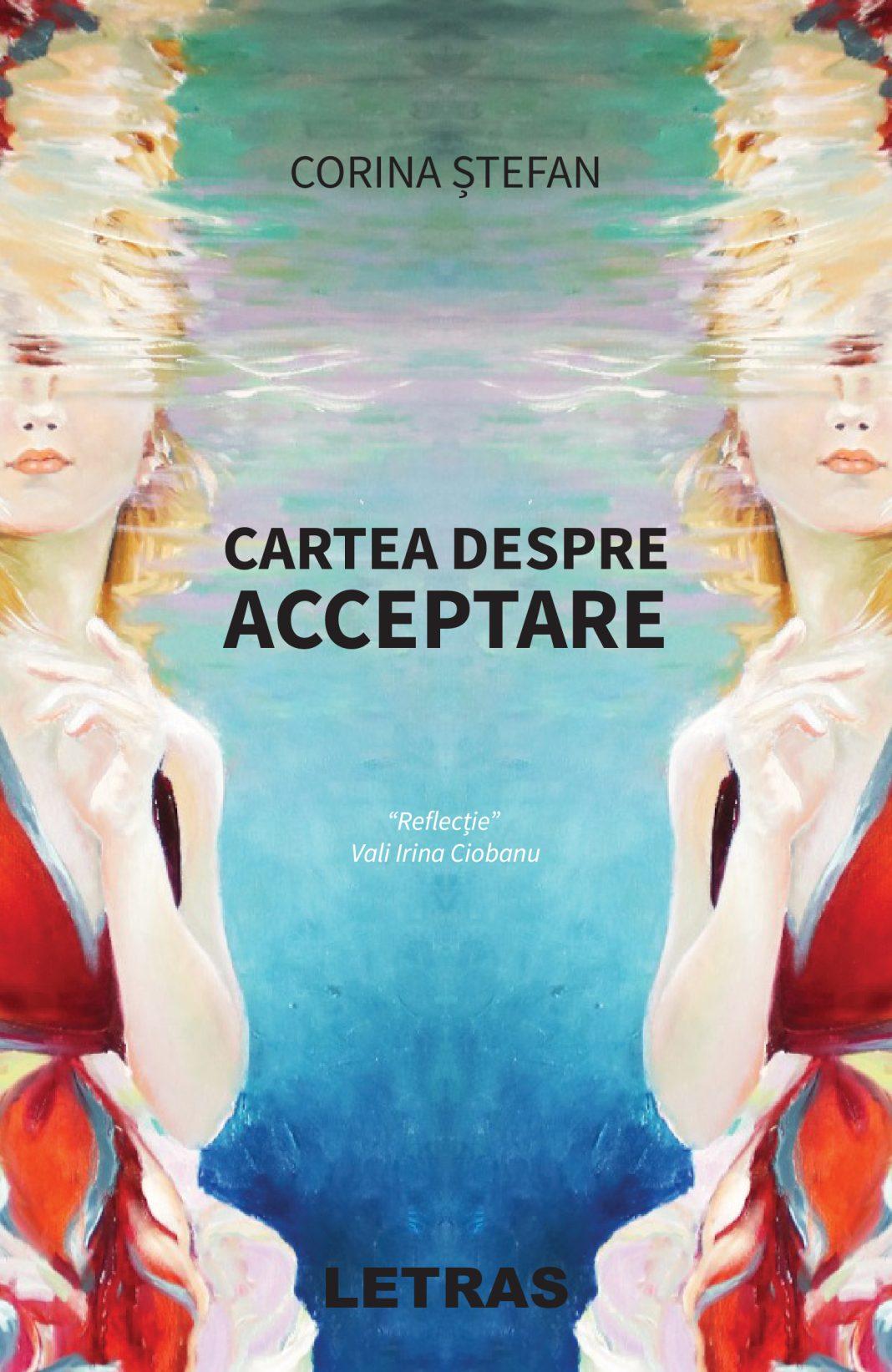Cartea despre acceptare Corina Stefan