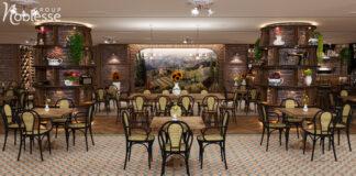 Design interior in stil traditional