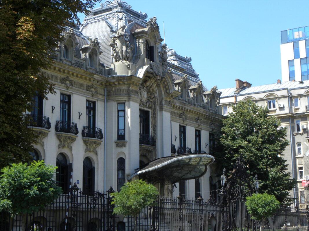 Palatul Cantacuzino Livia