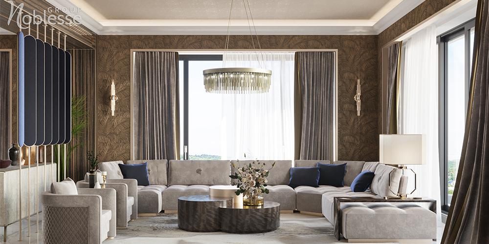 design interior penthouse Bucuresti