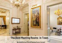 Palatul Noblesse Inchiriere sali de conferinta
