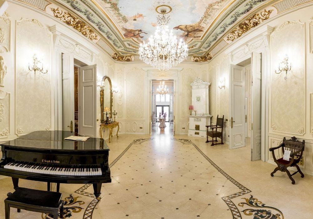 Palatul Noblesse Sala Baroque