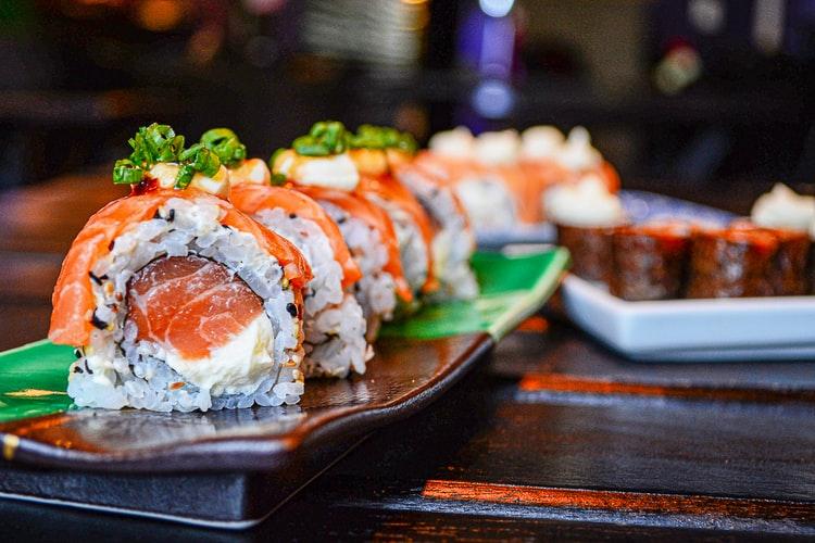 eveniment sushi