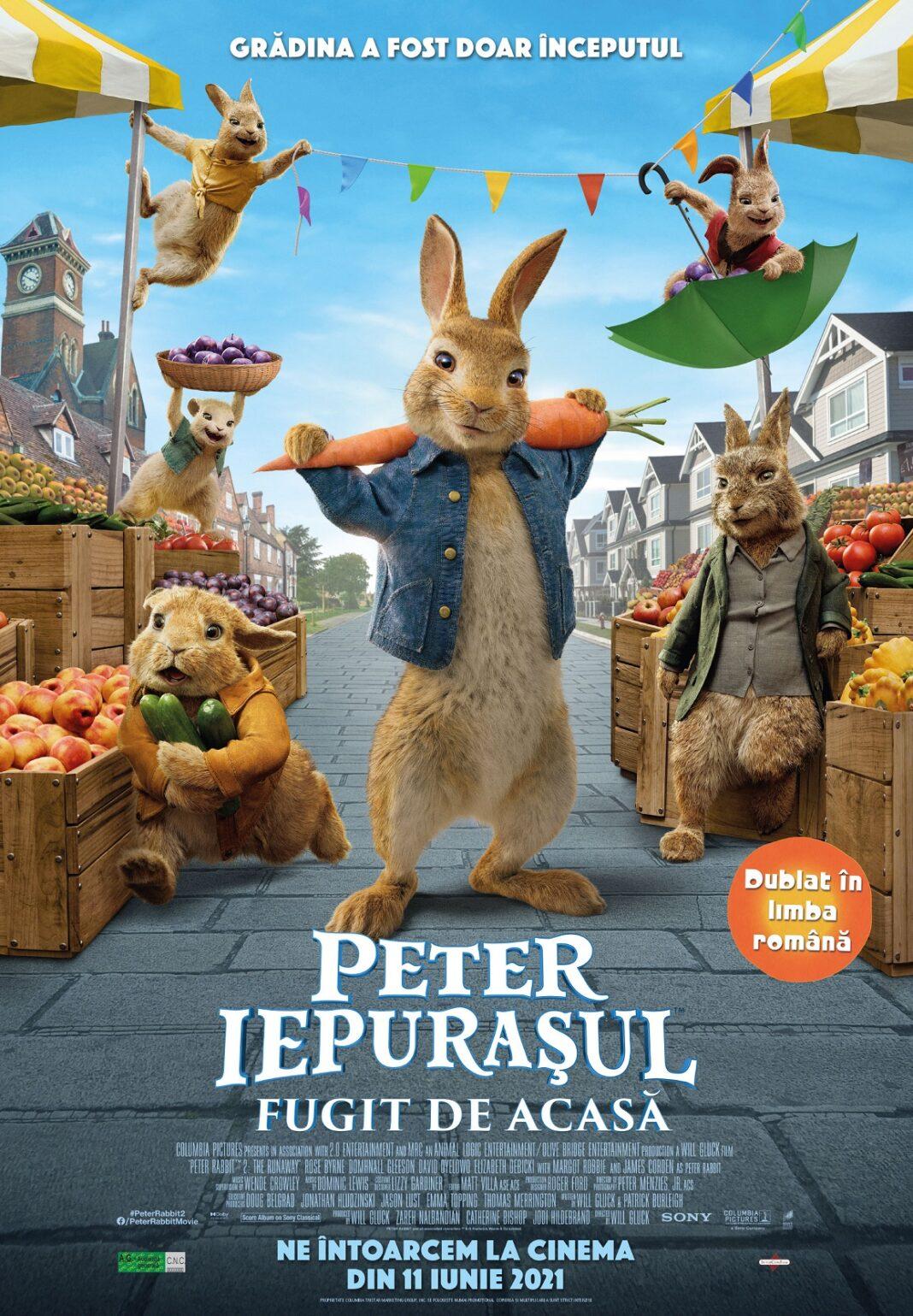 afis Peter Rabbit 2
