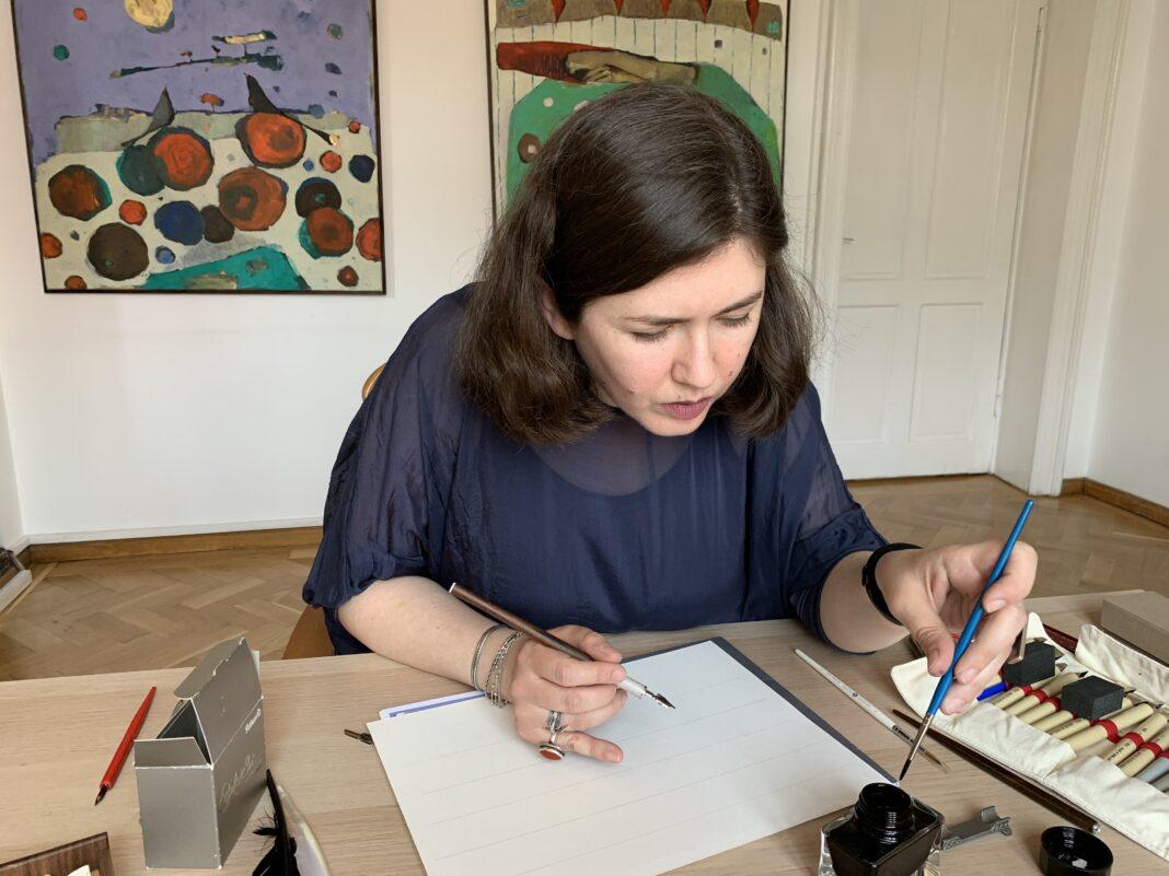 atelier de caligrafie